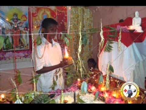 Balumgala 2012-02-06 Nishantha Edirisinghe's new Bana for Buddhists Part 2.wmv