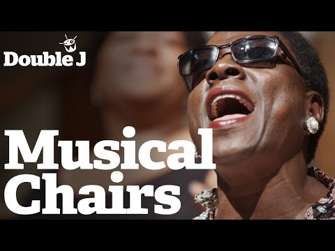 Sharon Jones & the Dap-Kings - Making Up and Breaking Up (live for Musical Chairs)