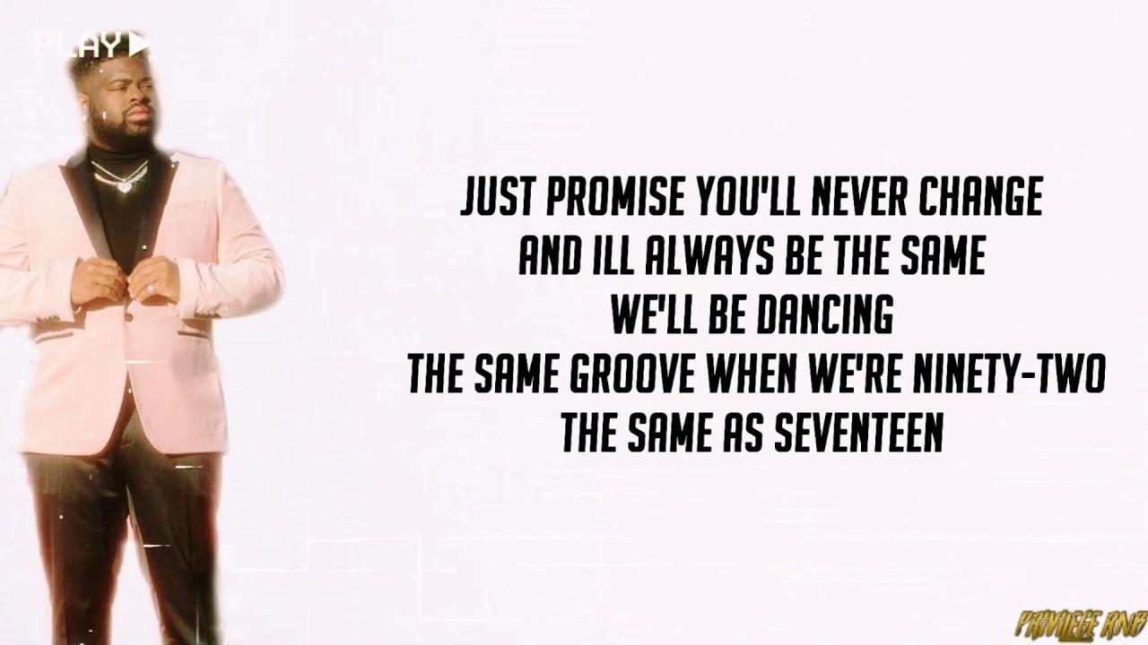 Download Pink Sweat$ - 17 (Lyrics)