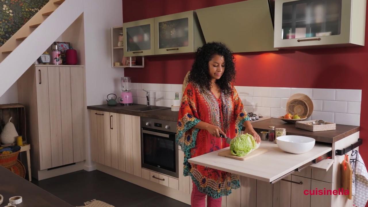 Plan De Travail Cuisinella cuisine trend edge nordic spirit