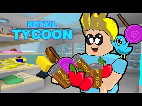 Roblox / Retail Tycoon Part 4 / Expanding  / Gamer Chad Plays
