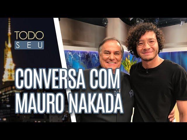 Mauro Nakada | Sete Maravilhas do Mundo Moderno - Todo Seu (05/03/19)