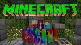 Minecraft Escape z chłopakami #1 - Lamy trzy