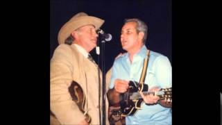 Bill Monroe and John Duffey - Can