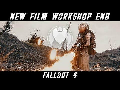Fallout 4 Best Enb 2020 FANTASTIC CINEMATIC ENB   FILM WORKSHOP | Fallout 4 Ultra ENB