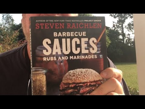 A Book Review & Thank You: Raichlen's  Barbecue Sauces, Rubs, and Marinades..Too