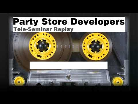 party-store---how-to-start-a-party-store-tele-seminar-with-questions-answered.