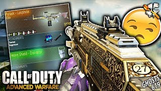 Creating The MOST ANNOYING Class in Advanced Warfare