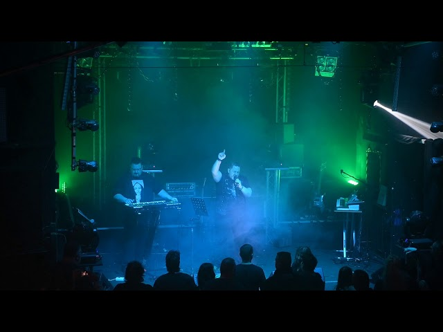 DISTRICT 13 - Live im Club from Hell in Erfurt, 13.04.2019