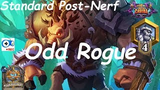 Hearthstone: Odd Rogue #3: Boomsday (Projeto Cabum) - Standard Constructed Post Nerf