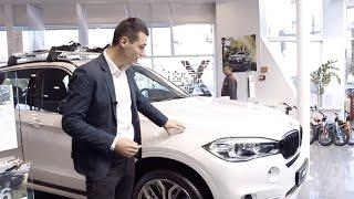 Лучший подарок на День Рождения - BMW X6