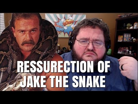 Jake the snake movie
