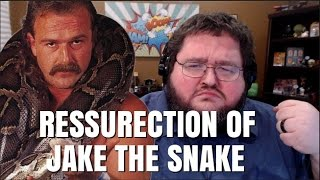 Resurrection of Jake the Snake Movie Impressions!