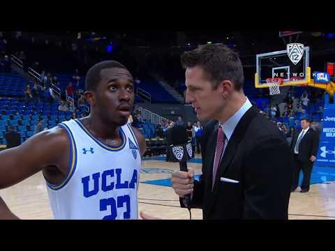 UCLA's Prince Ali registered a career-high 21 points against UC Irvine
