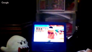 Mario Woody Boo Waluigi And Friends Watch Blue's Clues Shape Searchers Part 2