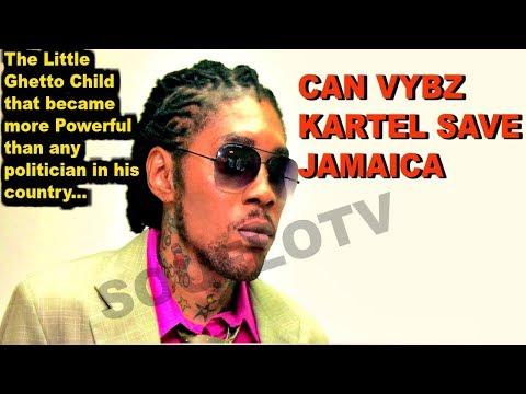 CAN VYBZ KARTEL SAVE JAMAICA
