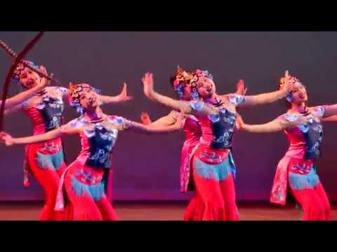 牛顿中文学校2019年春晚节目:3.明珠舞蹈学校舞蹈《 心有灵犀》 ▶4:18