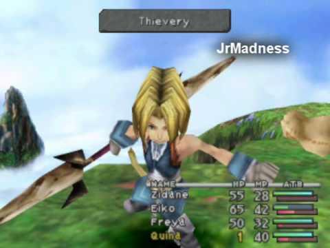 Final fantasy ix gameshark cheats
