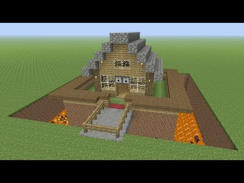 5 easy! ways to make your house more defended in minecraft - youtube