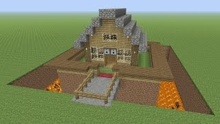5 EASY! Ways To Make Your House More Defended In Minecraft