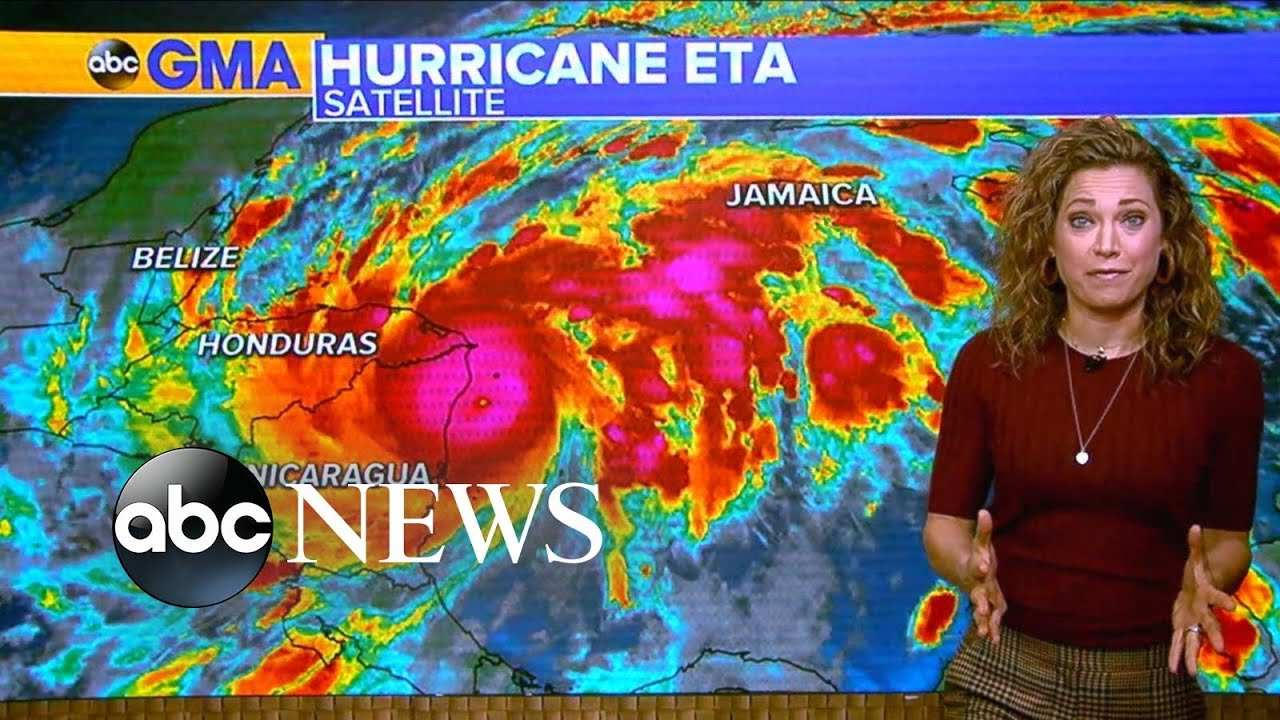 Hurricane Eta: Category 4 storm is expected to bring catastrophic ...