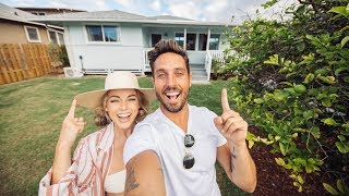 We Bought A House in Hawaii! • Moving To Hawaii Vlogs