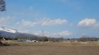 JR東日本 189系N102編成「ありがとう189系」 御代田~平原