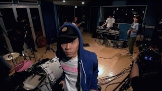 New Rock 20th featuring KAKATO (Roy Tamaki and Chinza Dopeness) - In the Studio Video