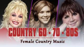 Female Country Singers Of The 70's 80's 90's - Country Music Best Ever - Female Country Songs 2020