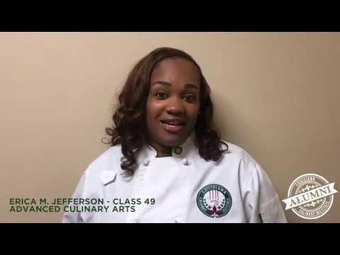 Erica Jefferson - Louisiana Culinary Institute Alumni