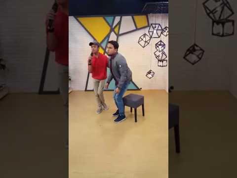 Ismail Izzani duet Haziq NLKO!!! Dari Mata!!!