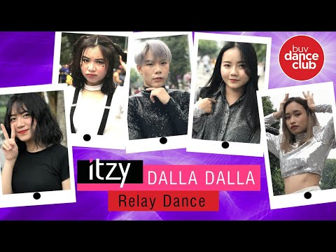 DALLA DALLA (달라달라) - ITZY - Relay Dance by BUV Dance Club from Vietnam