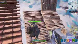 Team mode Fortnite, No Aim assist console