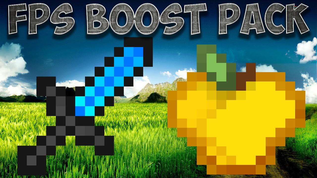 Minecraft Pvp Texture Pack Fps Boost Pack 8x8 No Lag 1 8 1 7