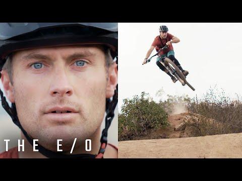 Mountain Biking & Skiing Pro KC Deane | The E/O