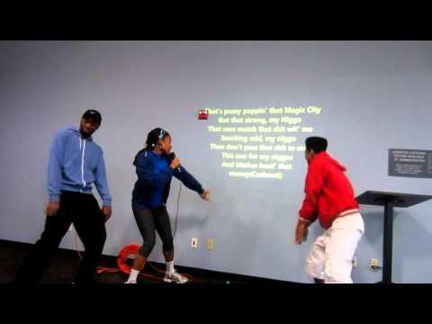 CSU East Bay Karaoke- Two Chains