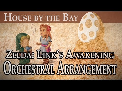 37 - House by the Bay (Ghost House) - The Legend of Zelda: Link's Awakening Orchestral Arrangement
