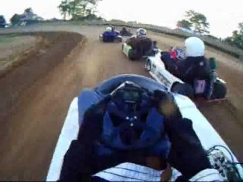 Shippensburg Speedway dirt kart