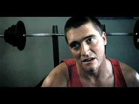 Funny Commercial V Health Club TV Spot: Musclehead