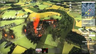 Wargame: European Escalation 3v3 HD Gameplay (Full Match)