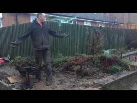Day 161 ~ Grand gardening job