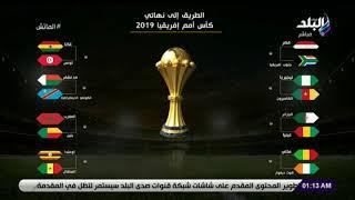 الماتش - تامر بدوي: أتوقع فوز مصر على جنوب أفريقيا.. ونودع البطولة من نصف النهائي أمام الكوت ديفوار