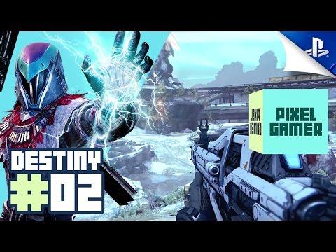 DESTINY - The Taken King | 02 Restauración | Español | Guía - Gameplay | PS4