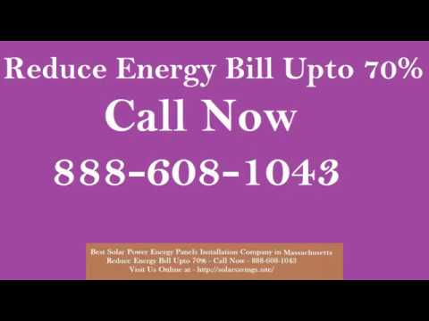 Best Solar Power (Energy Panels) Installation Company in Oxford Massachusetts MA