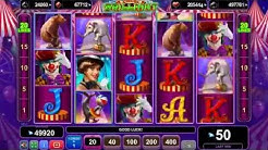 CIRCUS BRILLIANT online free slot SLOTSCOCKTAIL egt