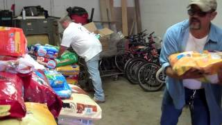 Donations Arrive from Fargo, ND for Oklahoma Tornado Victims