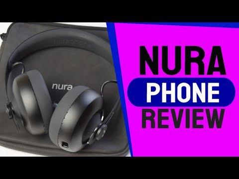 Nuraphone: Subcription Head Phones Review