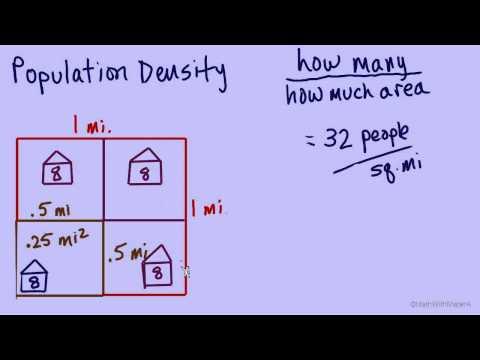 Population Density #1