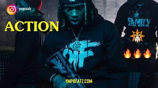 "[FREE] King Von Type Beat 2019 ""ACTION"" | G Herbo Type Beats"