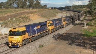 NSW Railways: Hunter Valley 27 April 2011 Part 2